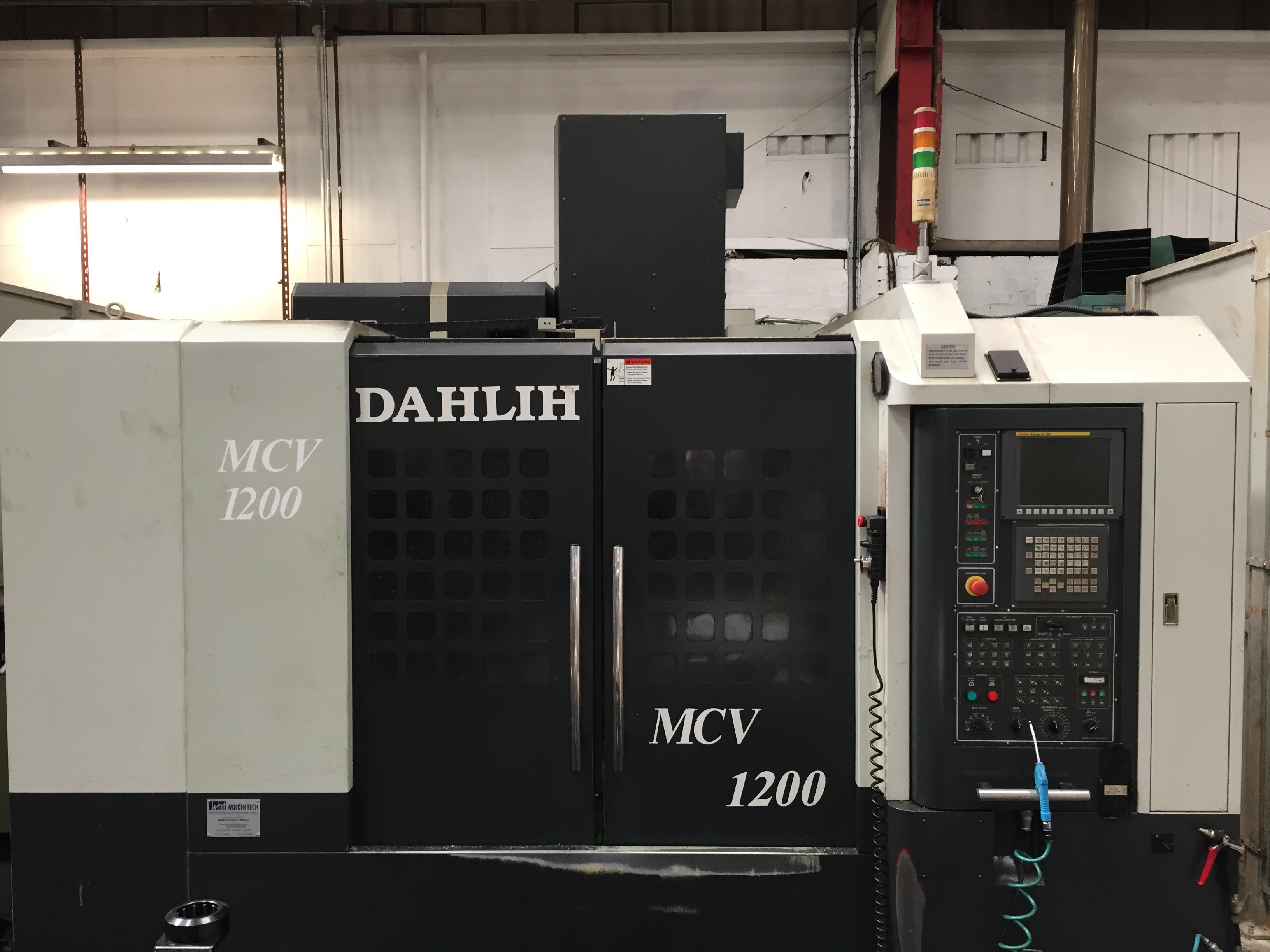 Dahlih MCV1200