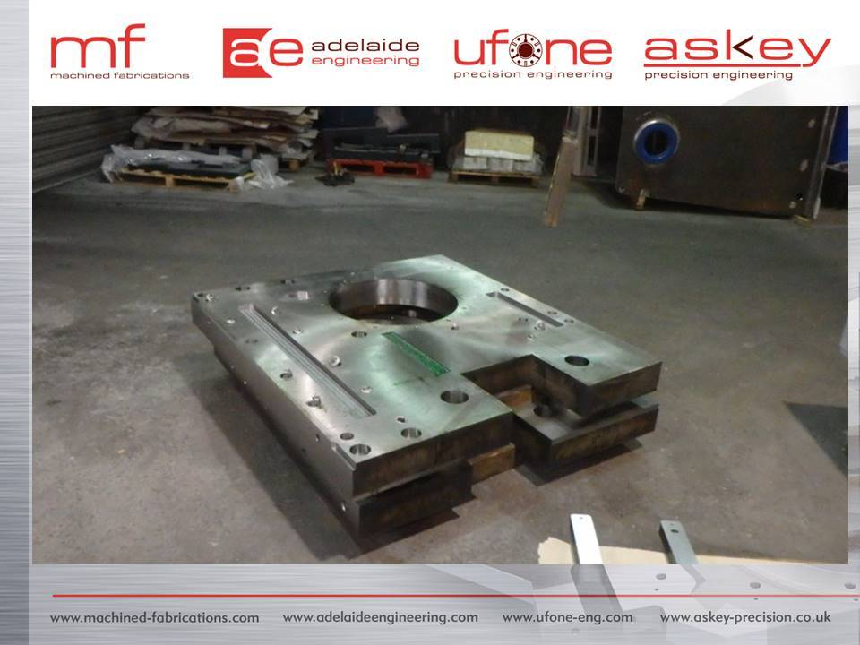 Heavy Fabrication & Machining