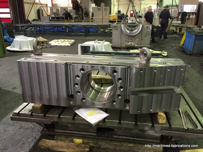 Large Machining