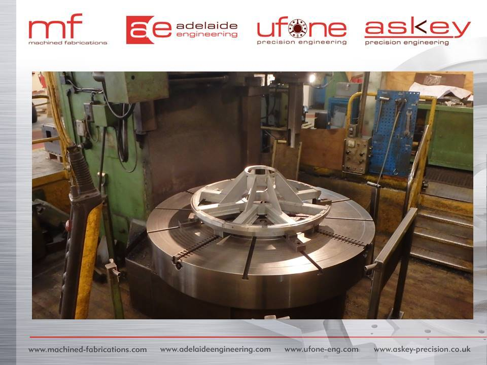 Subcontract CNC Machining