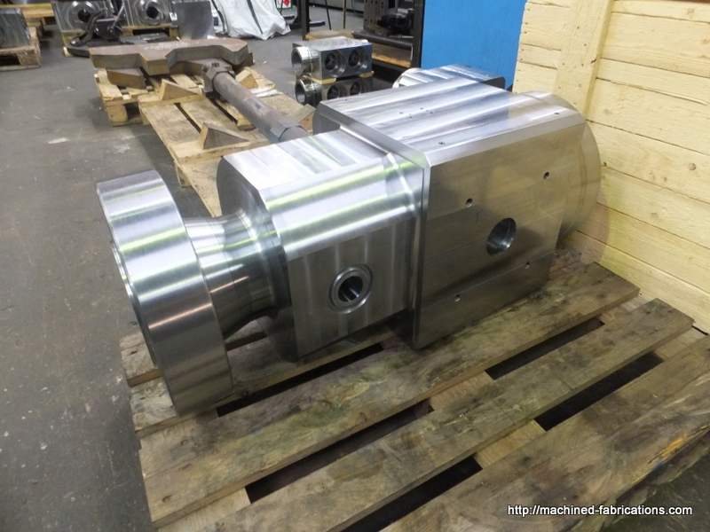 Sub-Contract Machining