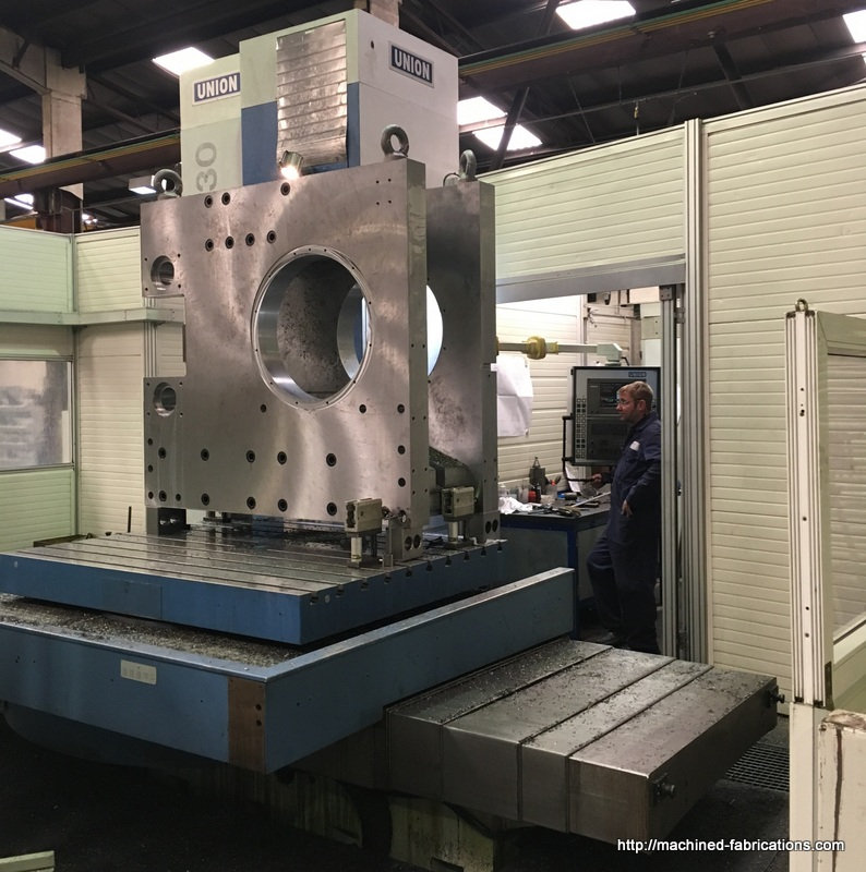 Subcontract Machining