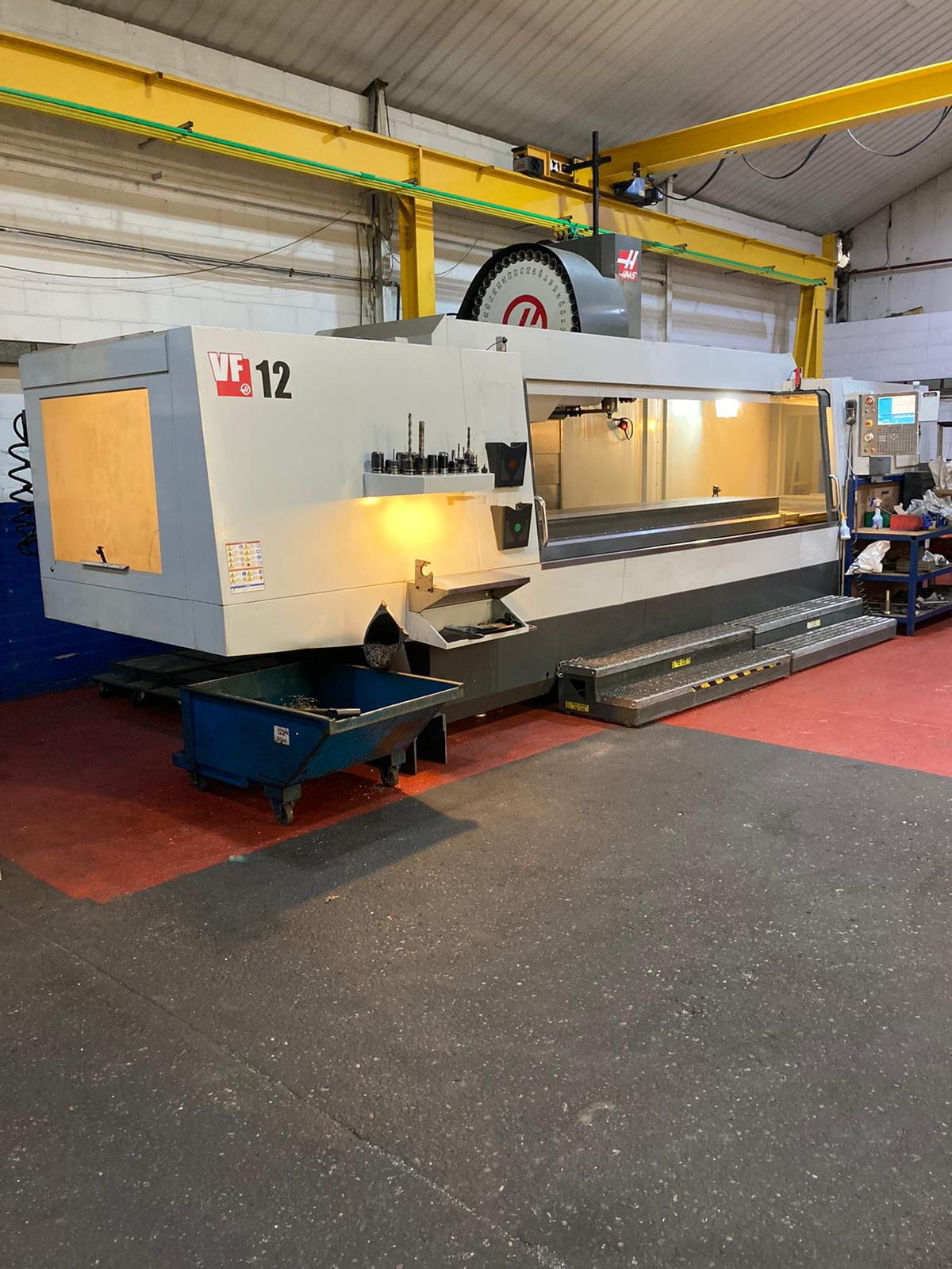 New Machining Centre at the MF Group