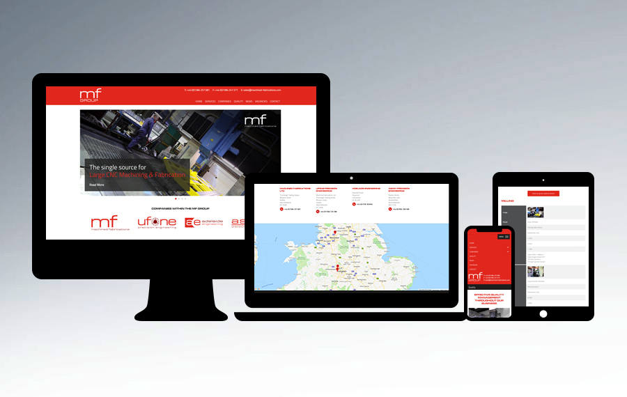 MF Group is proud to launch its new website